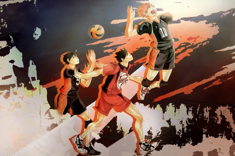 widescreen haikyuu wallpaper 1920x1080 hd for mobile