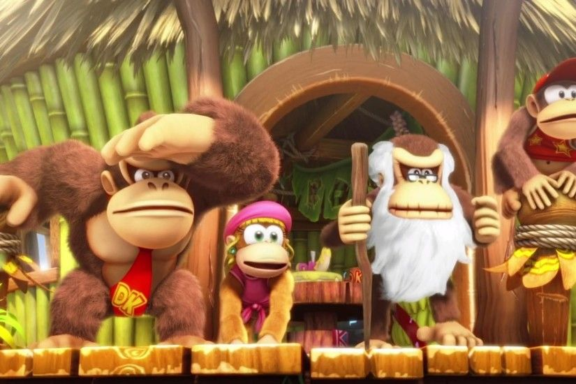 Donkey Kong Country: Tropical Freeze | Nintendo Switch | Spiele | Nintendo
