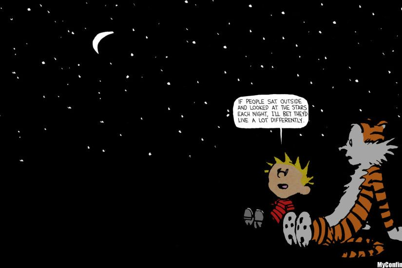Calvin And Hobbes Wallpapers 1920x1080 Group (88+)
