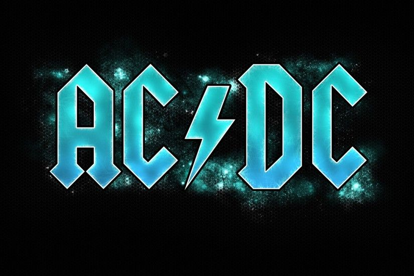 Preview wallpaper acdc, graphics, background, font, light 3840x2160