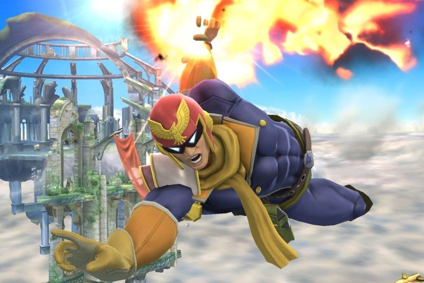 How to Become Captain Falcon – Be a Game Character