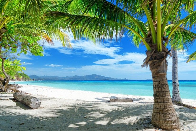 Tropical Beach Desktop Wallpaper #4975 #16471 Wallpaper | SpotIMG