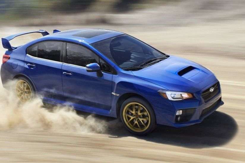 COOL SUBARU WRX STI 2015 WALLPAPERS