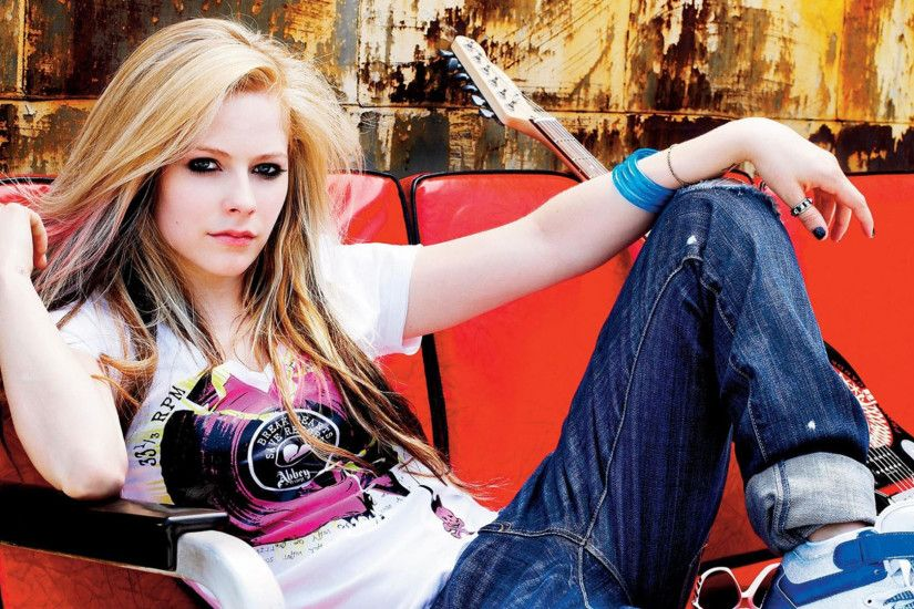 Avril Lavigne 2013 AvrilLavigne HD Wallpaper