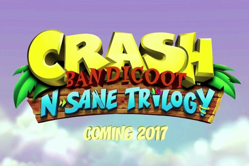 Crash Bandicoot N. Sane Trilogy Jumping into 2017!