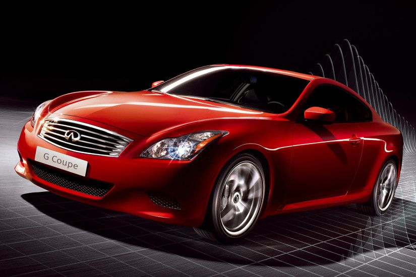 2007 Infiniti G37 Coupe picture.