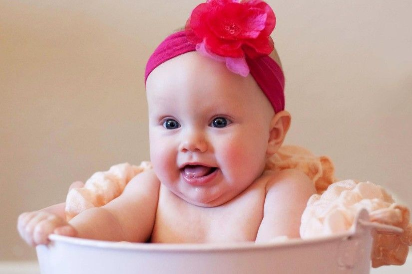 Cute Baby Girl Pictures HD Wallpaper