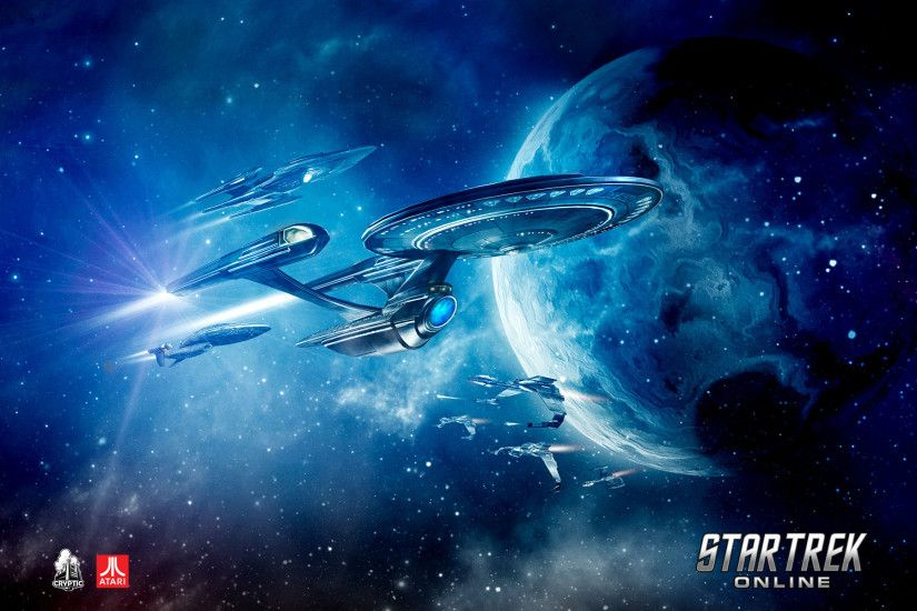 Star Trek Enterprise - Wallpaper.