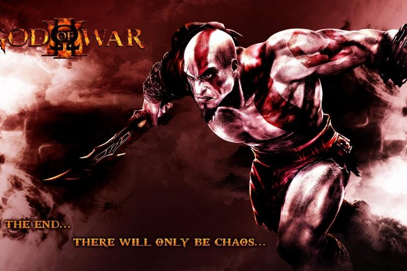 God Of War 3 wallpaper - 483854