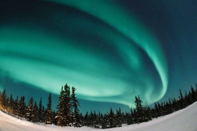 ... Northern Lights Background Hd. Download