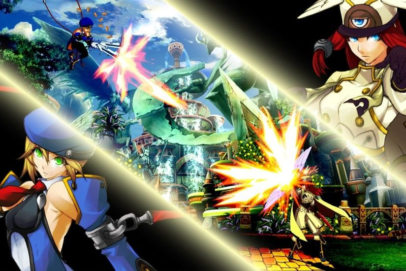 Free Colored Blazblue Fight Scene Wallpapers, Free Colored .