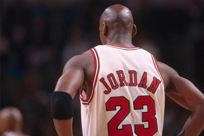 Jordan 23 Michael Jordan 4K Wallpaper
