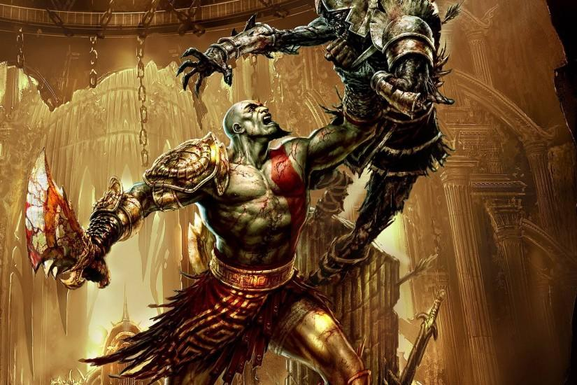 topgunner87 | Images | God of War 3 HD Wallpaper.jpg | gamerDNA