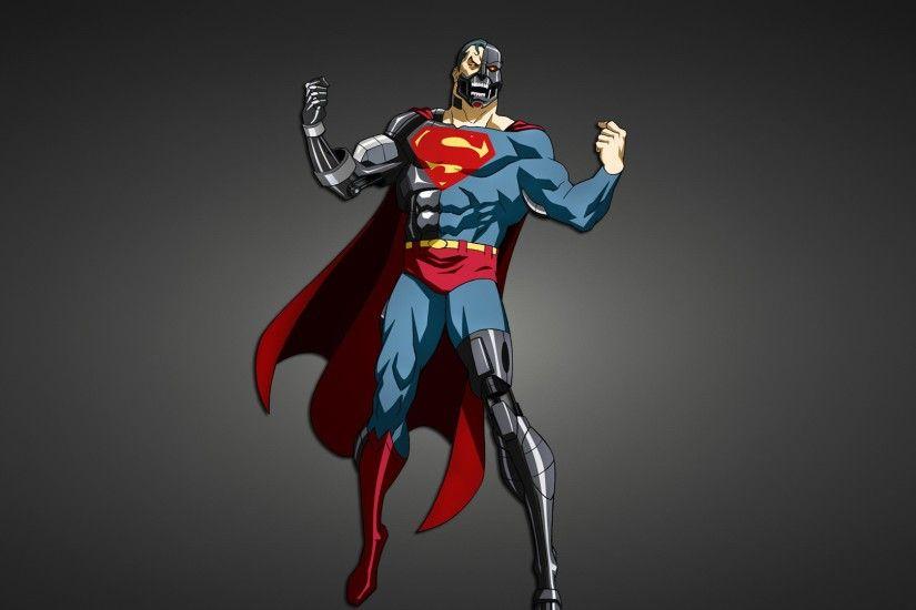 Superheroes Logos Wallpaper ①