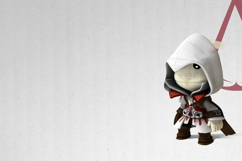 Little Big Planet Assassins Creed 826413