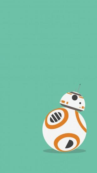 BB8 iPhone Wallpaper