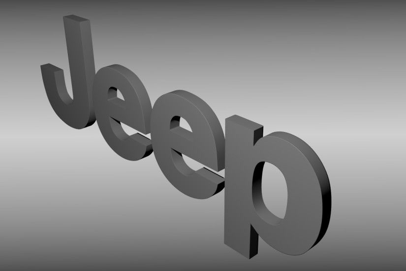Jeep Logo High Definition Wallpaper