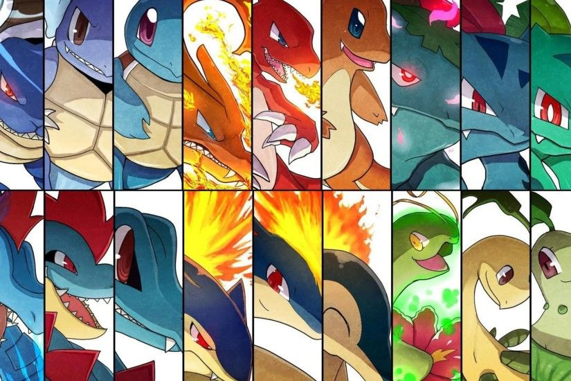 10 Amazing Pokemon X And Y Wallpapers