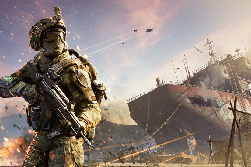 Warface Wallpapers - Wallpaper Cave Crytek-HQ.com - Gallery - Category:  Wallpaper - Image: Warface .