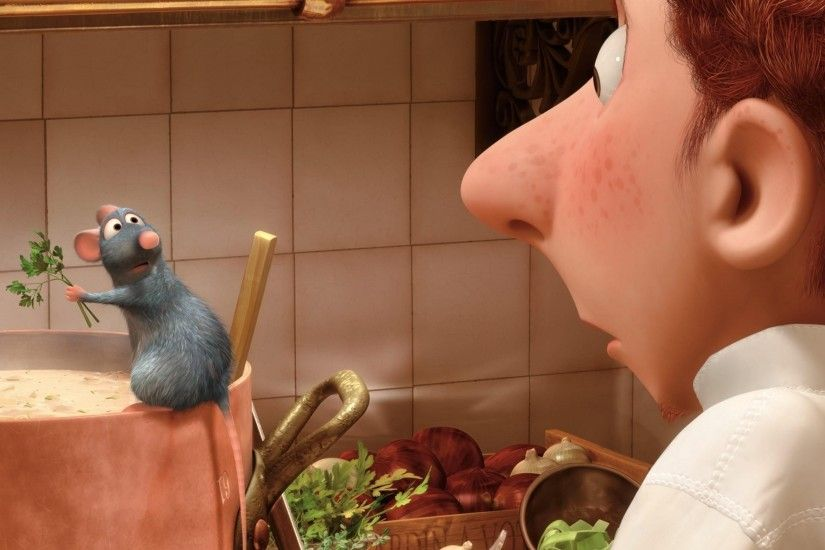 Download wallpapers cartoon, soup, ratatouille for desktop with resolution  2560x1600. High Quality HD pictures wallpapers