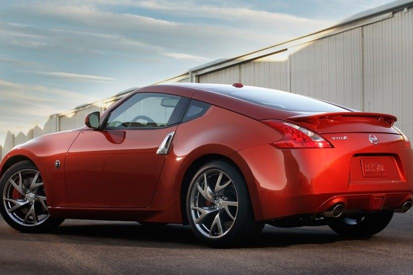 Nissan 370Z Full HD Wallpaper and Background 1920x1080