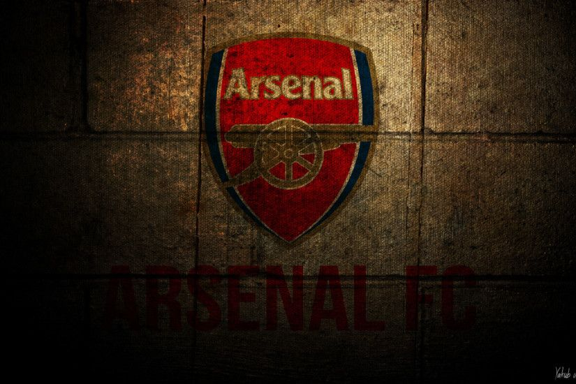 ... Arsenal Logo Wallpapers | PixelsTalk.