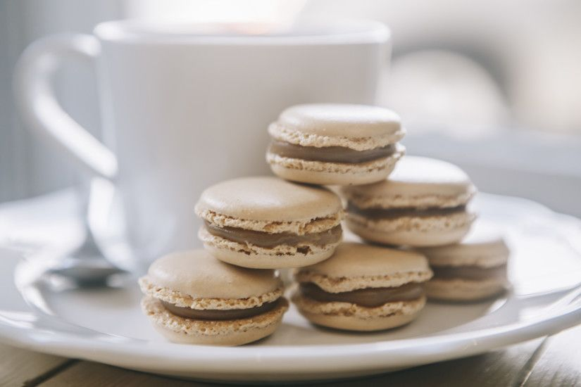 Chicago would be a sad place without Maison Parisienne's salted butter  caramel macarons - RedEye Chicago