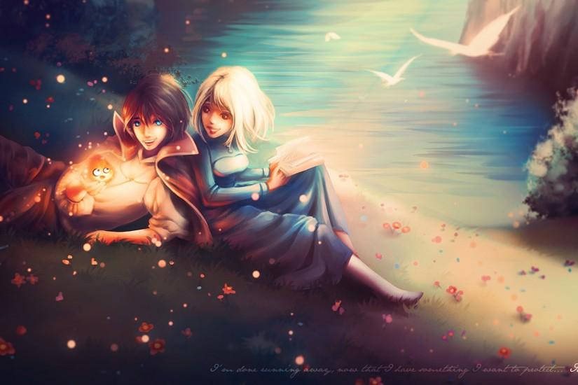 howls moving castle wallpaper 2048x1152 download