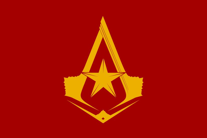 ... Assassin's Creed Russian Insignia USSR by Inferna-assassin