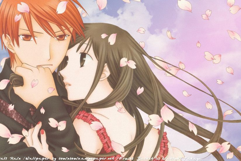 HD Wallpaper | Background ID:723534. 1920x1200 Anime Fruits Basket