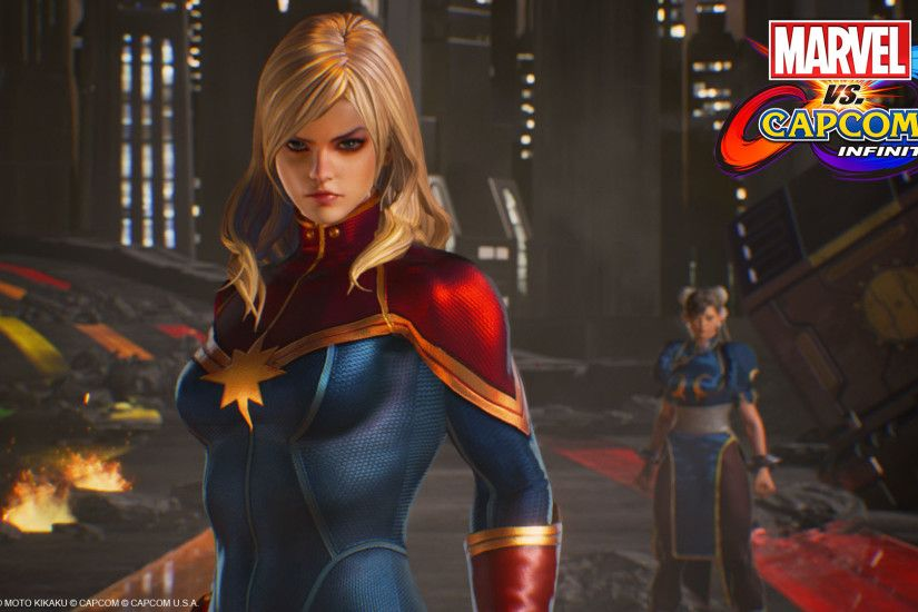 Marvel Vs. Capcom: Infinite E3 2017 Screens