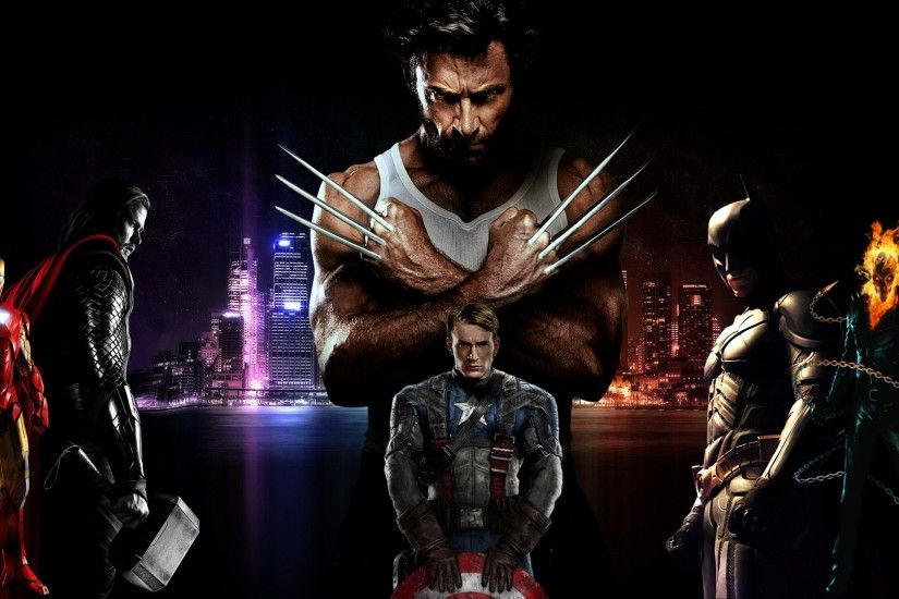 Marvel Avengers Hd Background Wallpaper ...