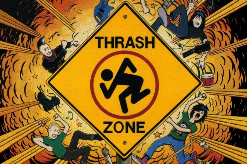 Thrash Zone Wallpaper HD