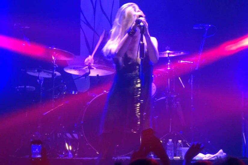 "The Pretty Reckless - ""Going to Hell"" (Live in Anaheim 10-10-13)"