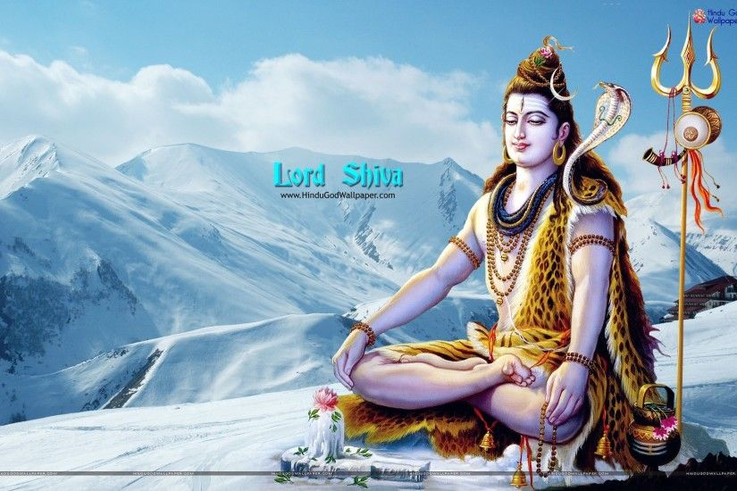 Shiva God Images