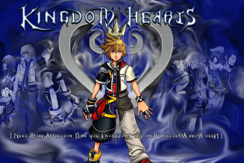 kingdom hearts 1440x900 wallpaper Video Games Kingdom Hearts HD HTML .
