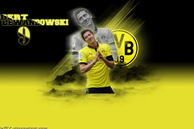 Robert Lewandowski Wallpaper by vekyR1 Robert Lewandowski Wallpaper by  vekyR1