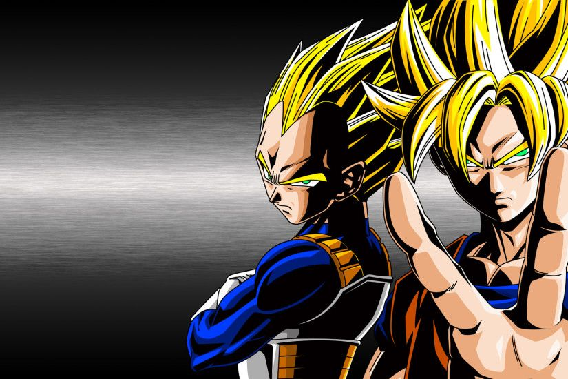Dragon ball z vegeta super saiyan wallpaper hd.