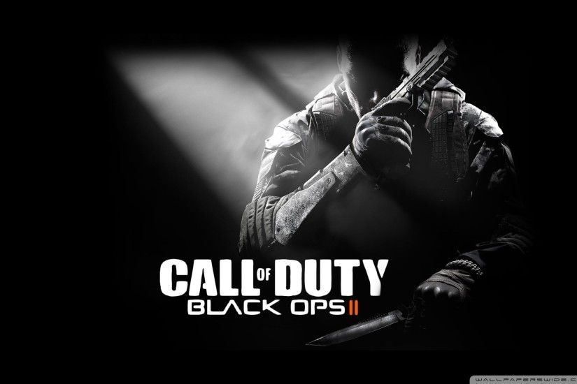 Call Of Duty Black Ops 2 HD Wide Wallpaper for 4K UHD Widescreen desktop &  smartphone