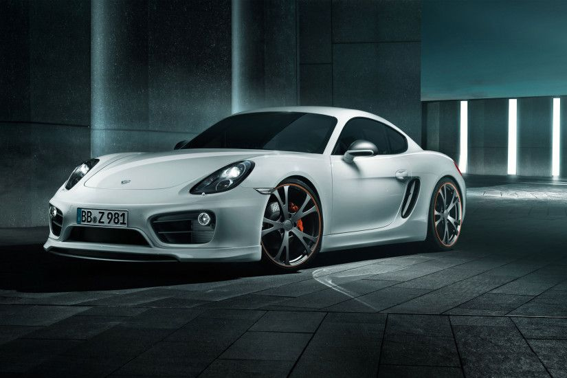 2013 Techart Porsche Cayman 2