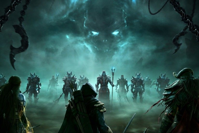 ... Elders Scrolls Online Game Ultra HD Wallpaper in High Quality