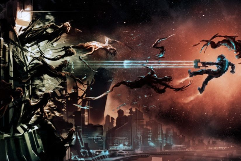 Dead Space 2 wallpaper - 1172333
