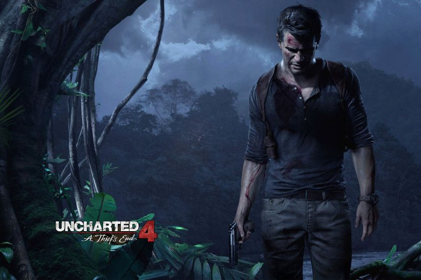 Uncharted 4: A Thief's End Teasing 3840x2160 wallpaper
