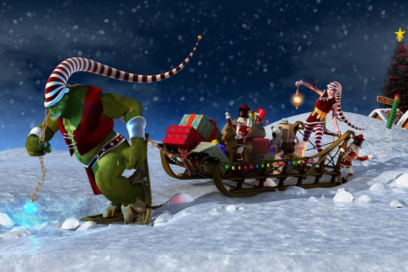 top christmas desktop backgrounds 1920x1200 full hd