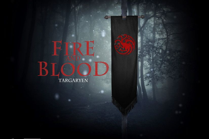 House Targaryen - Game of Thrones Wallpaper (31776802) - Fanpop