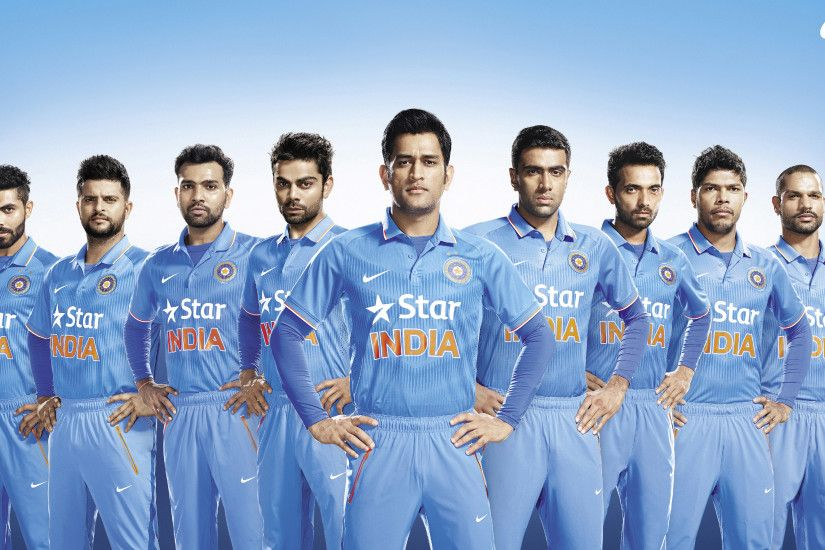 ... Attachment picture for Indian Cricket Team with Original Team Kit by  Nike