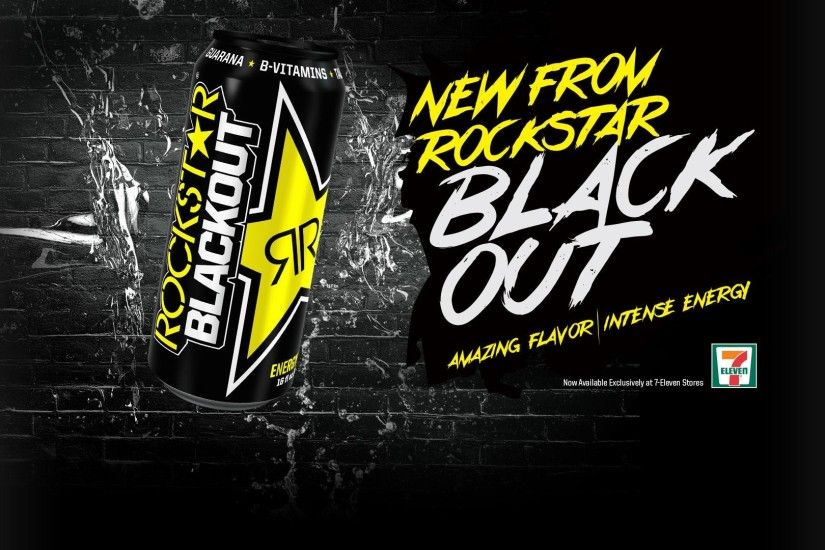 HD Quality Wallpaper | Collection: Products, 1920x1080 Rockstar Energy