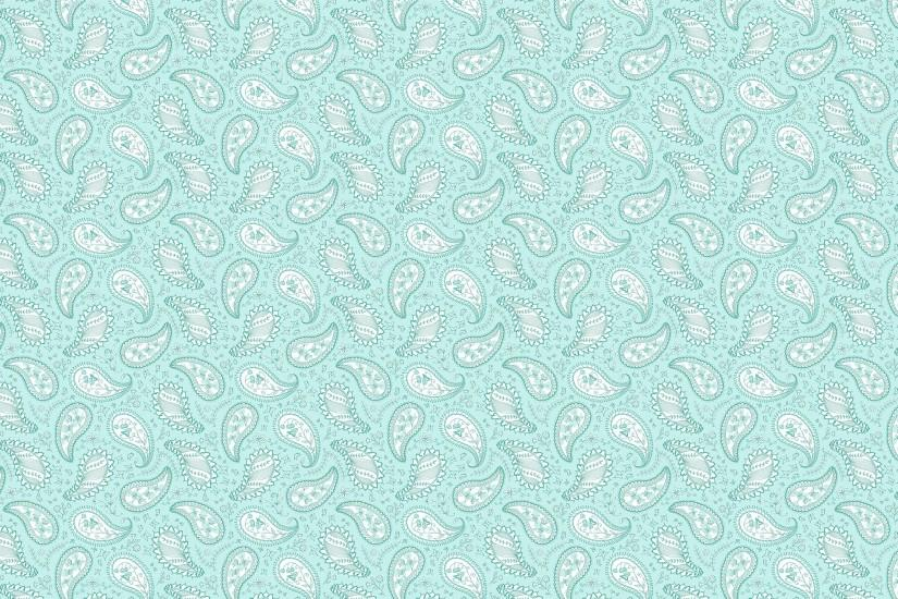this Teal Paisley Desktop Wallpaper is easy. Just save the wallpaper .