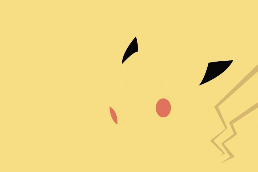 Anime - Pokemon Pikachu Electric Pokémon Wallpaper
