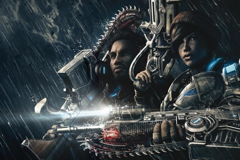 gears of war 4 wallpaper 2420x1200 for android